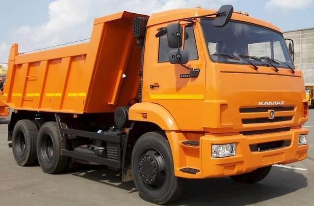 Самосвал КАМАЗ 65115 А4