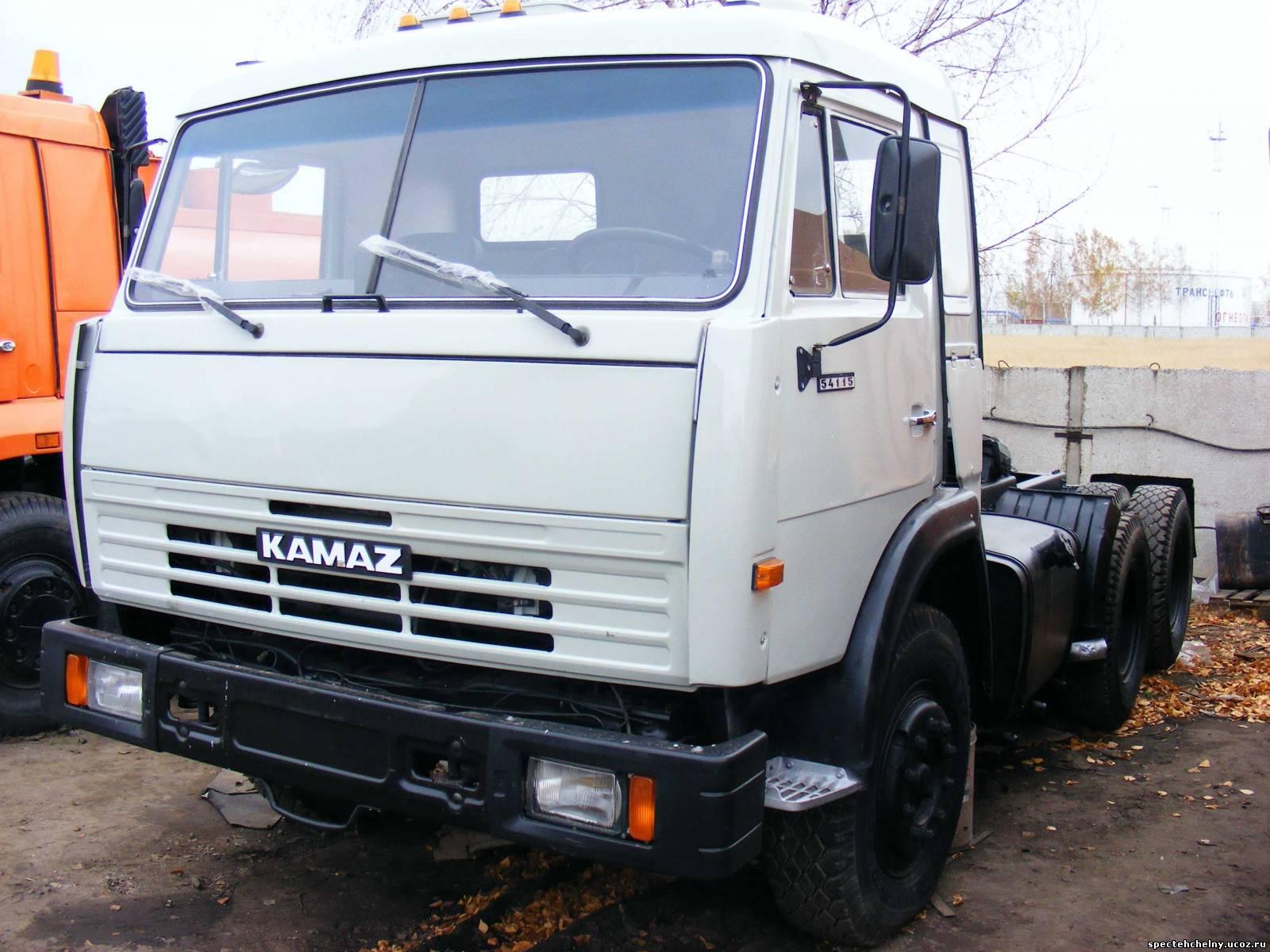 КАМАЗ 54115 015-10