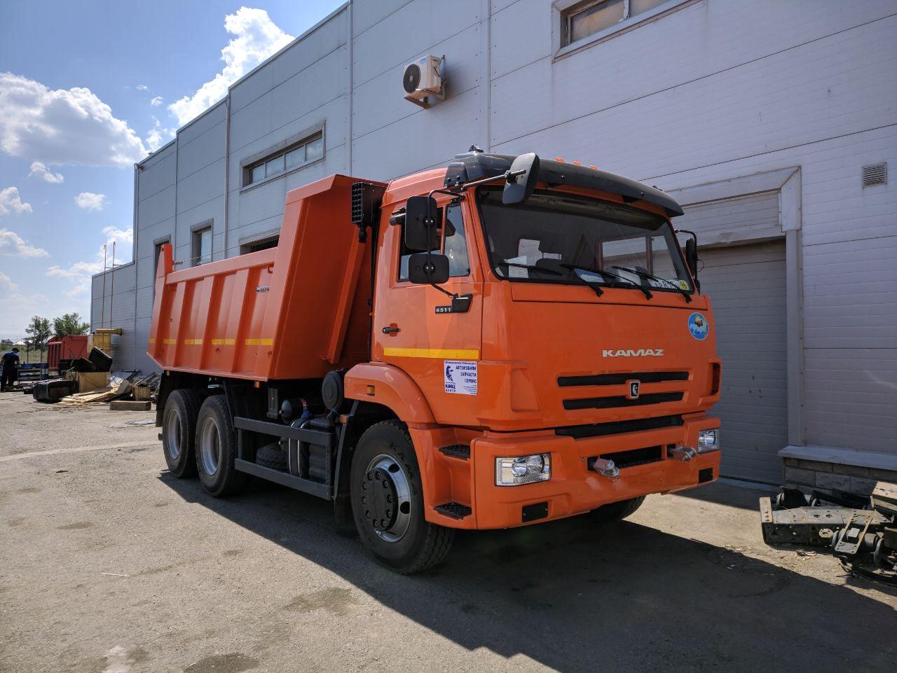 КАМАЗ 65115 776058-42