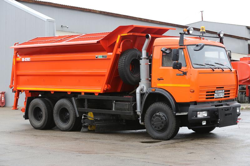 Комбинированная дорожная машина (КДМ) КО 829C1 01