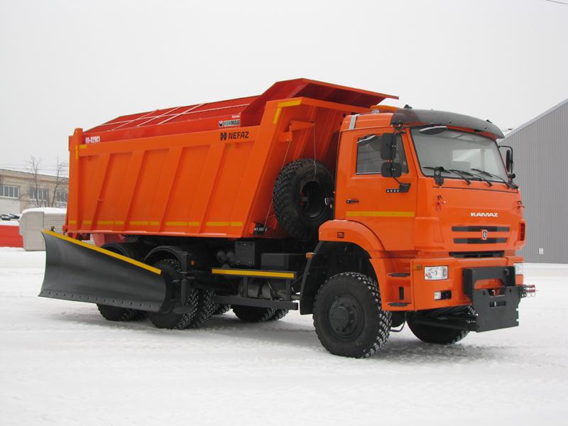 Комбинированная дорожная машина (КДМ) КО 829С1 03
