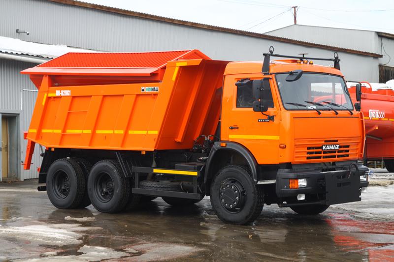 Комбинированная дорожная машина (КДМ) КО 829С1