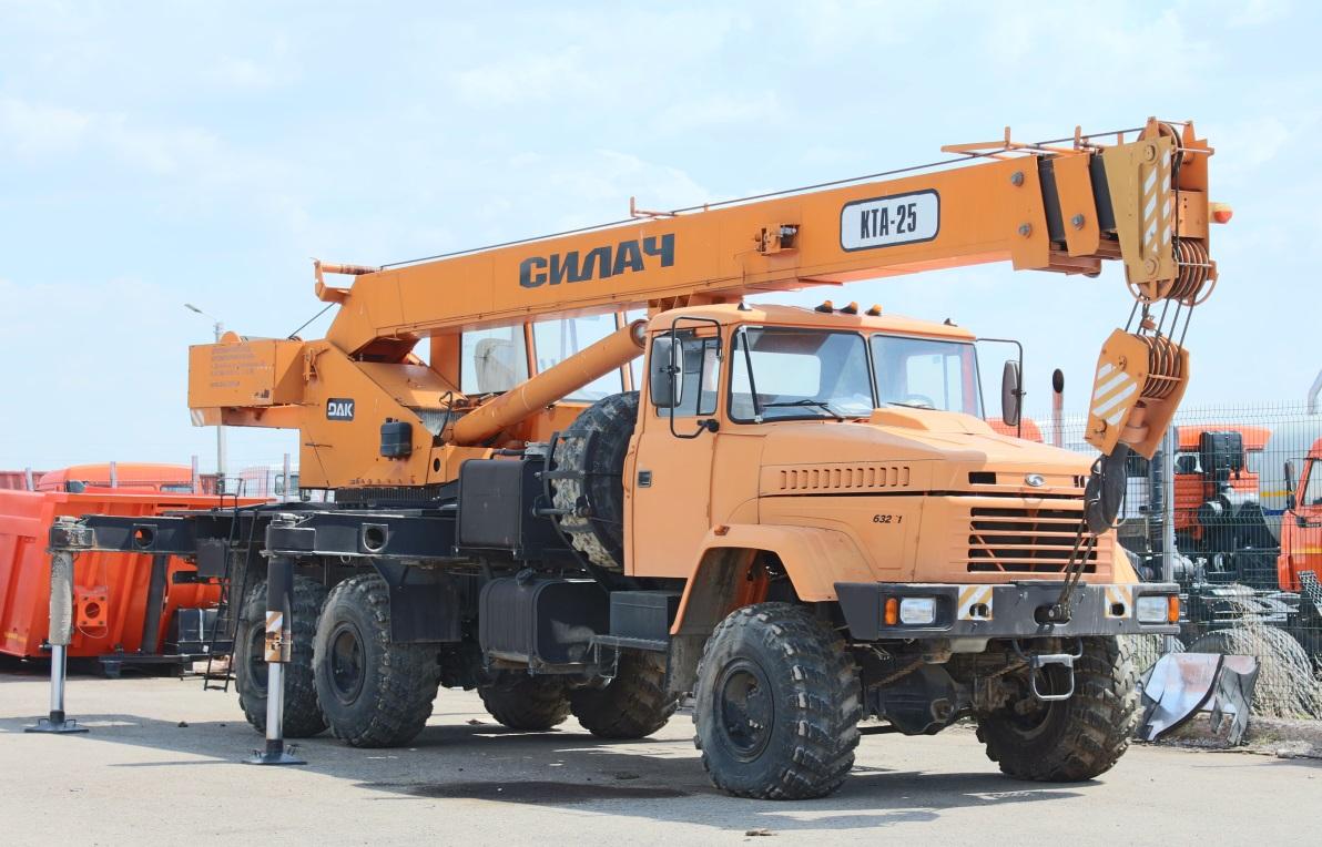 КТА-25 (КрАЗ-63221)
