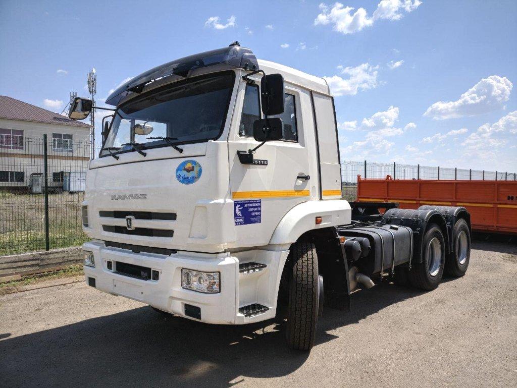 КАМАЗ 65116 6010-48 (A5)